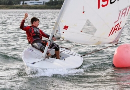 2014 July Mixed Dinghies 30th (Paul Keal)
