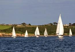 2014 Mid Summer Whitesail (Paul Keal)