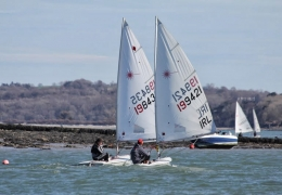 2014 Optimist Coaching 15 March (Deirdre Horgan)