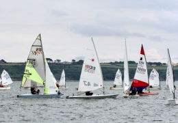 2014 Sail for Gold Event (Paul Keal)