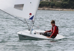 At Home sunday Mixed Dinghies (Paul Keal)