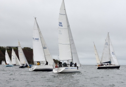 CH Marine Autumn League Race