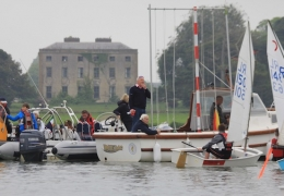 Coolmore Junior Dinghy Race 2017 (Deirdre Horgan)
