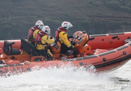 Crosshaven Lifeboat Saturday 19th September 2020