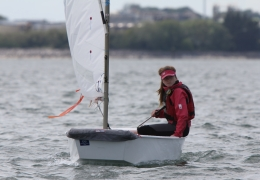 Dinghy Racing 18 May 2019 (Deirdre Horgan)