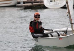 Dinghy Racing 25 May 2019 (Deirdre Horgan)