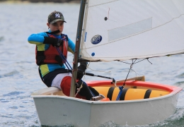 Dinghy Racing 4 May 2019 (Deirdre Horgan)