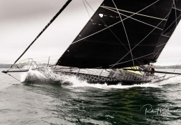 Hugo Boss in Cork Harbour