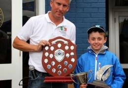 Irish Opi nationalls day3 Prize giving (Paul Keal)