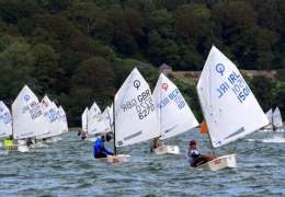 Irish Opi Nationals Main fleet senior Day 4 (Paul Keal)