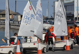 Irish Optimist Nationals 2015 (Deirdre Horgan)