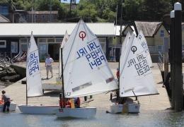 June League Racing (Deirdre Horgan)