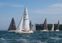 Keelboat Racing Thursday 22nd July 2021