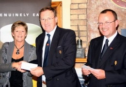 Miller League Prize Giving.2007(PAUL KEAL)