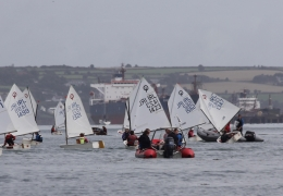 Munster Optimist Championships 2016 - Day One (Deirdre Horgan)