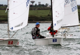 Optimist June League 2014 (Paul Keal)