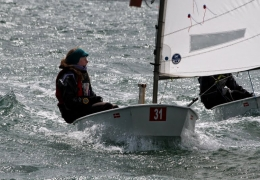 Optimist June Sat League 1 (Paul Keal)