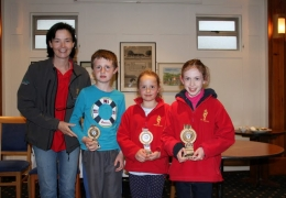 Optimist May Prize Giving(Paul Keal)