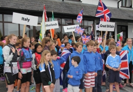 Optimist Nationals 2016 - Lough Derg (Deirdre Horgan)