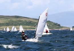 RCYC_IRL Sailors Optimist British Nationals(Paul Keal)