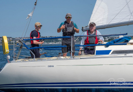 Round The Island Race 18th July 2021