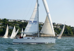 Start Of UK Sailmakers May League
