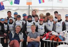 Topper World Championships 2016 (Deirdre Horgan)