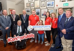 Watersports Inclusion Games Launch at KYC