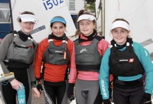 Sailors from Howth and Malahide ready to race