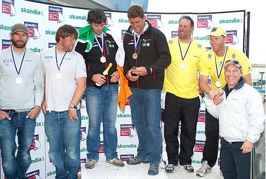 Skandia Sail for Gold Star  Gold medal