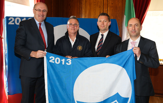 Blue Flag 2013 Award