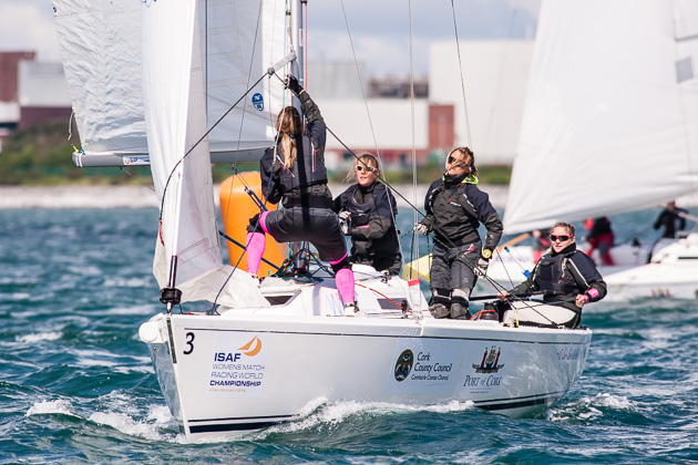 ISAF Womens Match Racing 2014-092