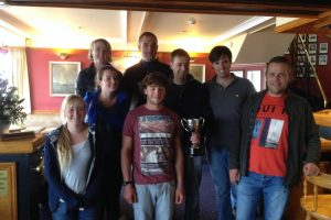 Winners of the 2014 InterClub Cup, Baltimore Sailing Club Team