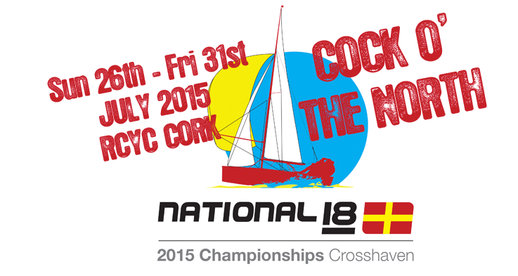 National 18 Class Championships (Cock O' the North) 26 – 31 July 2015