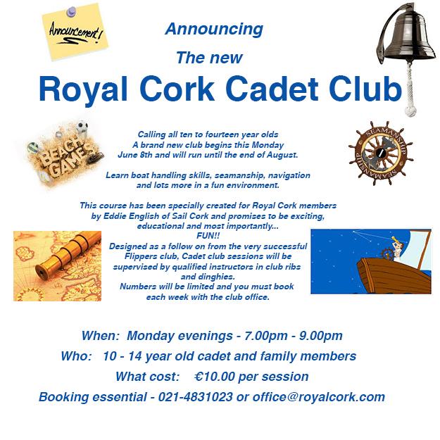 Cadet Club V2