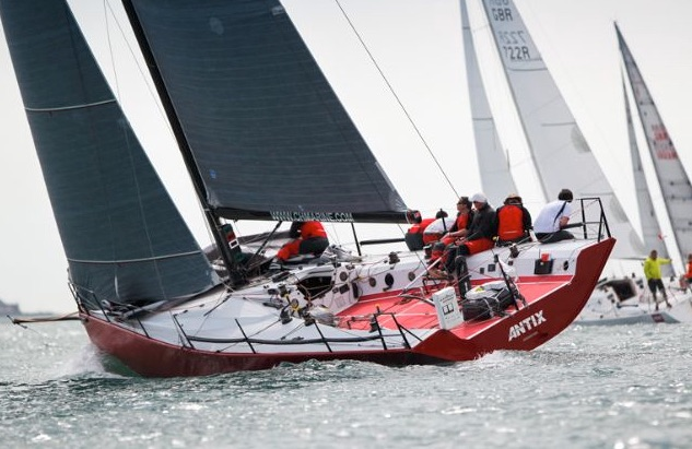 Antix goes into competition this weekend. Pic Paul Wyeth
