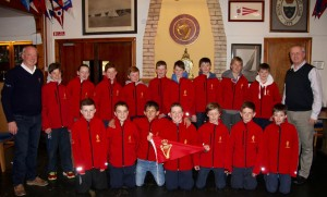 RCYC Optimist Trials 2016 Team