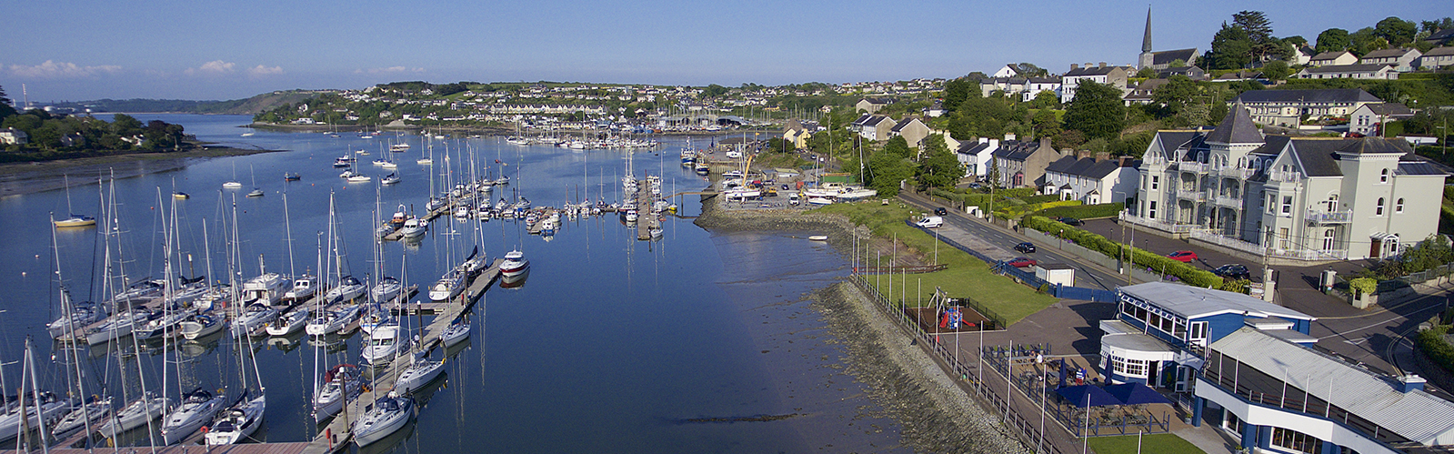 "Based in Crosshaven, Cork, we are the oldest yacht club in the world <a href=""https://www.royalcork.com/club-history/"">..Read more </a>"