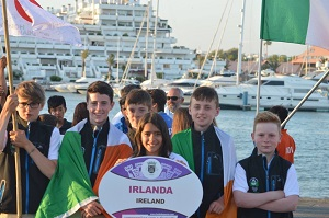 Team Ireland Feature