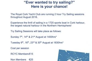 Try Sailing Flyer August 2016