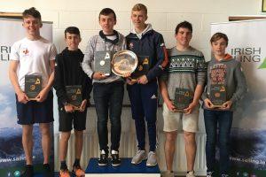junior helmsman 2017 winners