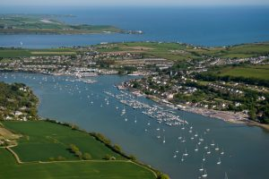 Royal Cork YC Aerial