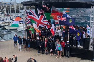 2019 Irish Optimist Nationals Opening