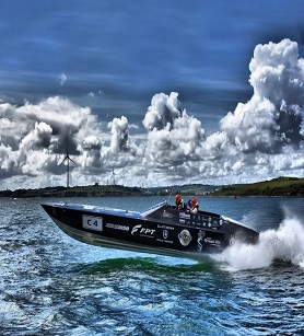 Powerboat Image