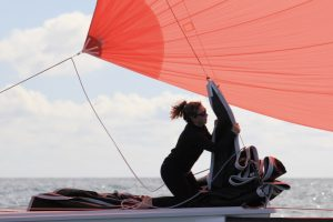 Experience Of Roles On A Keelboat